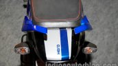 Hero Splendor iSMART rear grab handles