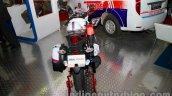 Honda CBR 250R Police Model rear view