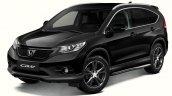 Honda CR-V Black Edition front