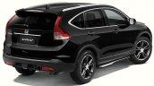 Honda CR-V Black Edition rear