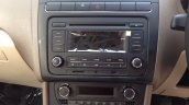 New 2014 Skoda Rapid music system