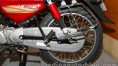 New Hero HF Dawn rear suspension