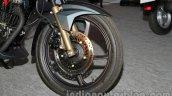 New Hero Karizma R front disc brake