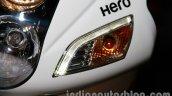 New Hero Karizma ZMR indicators with DRLs