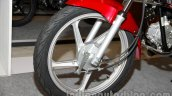 New Hero Splendor Pro alloy wheels
