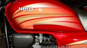 New Hero Splendor Pro graphics