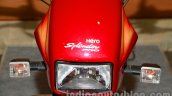 New Hero Splendor Pro headlight
