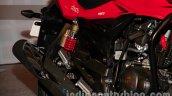 New Hero Xtreme rear disc brake