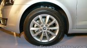 Skoda Octavia alloy wheel pattern