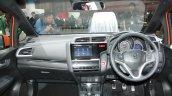 2014 Honda Fit RS interiors