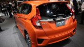 2014 Honda Fit RS rear quarter