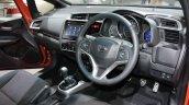 2014 Honda Fit RS steering