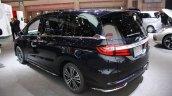 2014 Honda Odyssey Absolute rear quarter