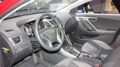 2014 Hyundai Elantra Sport cabin