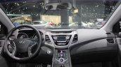 2014 Hyundai Elantra Sport dashboard