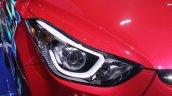 2014 Hyundai Elantra Sport headlight