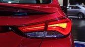 2014 Hyundai Elantra Sport taillight