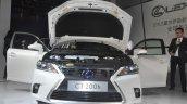 2014 Lexus CT200h facelift Guangzhou Motor Show front