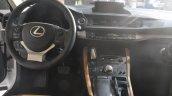 2014 Lexus CT200h facelift Guangzhou Motor Show interiors