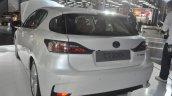 2014 Lexus CT200h facelift Guangzhou Motor Show rear