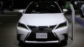 2014 Lexus CT200h front at 2013 Tokyo Motor Show