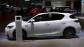 2014 Lexus CT200h profile at 2013 Tokyo Motor Show