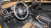 2014 MINI Cooper S dashboard