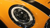 2014 MINI Cooper S headlight