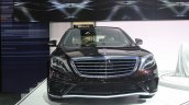 2014 Mercedes S65 AMG at LA Auto Show 2013 front view
