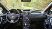 2014 Renault Duster Facelift interior 2