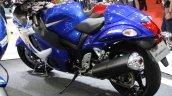 2014 Suzuki Hayabusa rear quarter Tokyo Motor Show