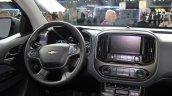 2015 Chevrolet Colorado cockpit