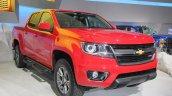2015 Chevrolet Colorado front three quarters right