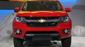 2015 Chevrolet Colorado front