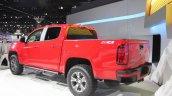 2015 Chevrolet Colorado rear three quarters left