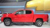 2015 Chevrolet Colorado side view left