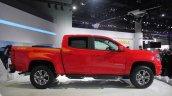 2015 Chevrolet Colorado side view