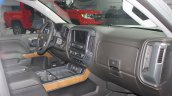 2015 Chevrolet Silverado dashboard passenger side