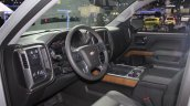 2015 Chevrolet Silverado dashboard