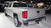 2015 Chevrolet Silverado rear three quarters left