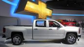 2015 Chevrolet Silverado side view