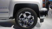 2015 Chevrolet Silverado wheel