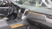 2015 GMC Yukon dashboard