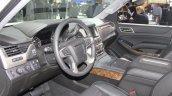 2015 GMC Yukon interiors