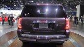 2015 GMC Yukon rear