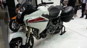 Benelli BN600GT front three quarters right