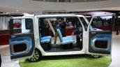 Daihatsu Deca Deca Concept side doors open