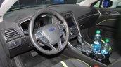 Ford Fusion Energi plug-in hybrid cabin