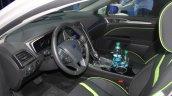 Ford Fusion Energi plug-in hybrid interior