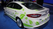 Ford Fusion Energi plug-in hybrid rear quarter